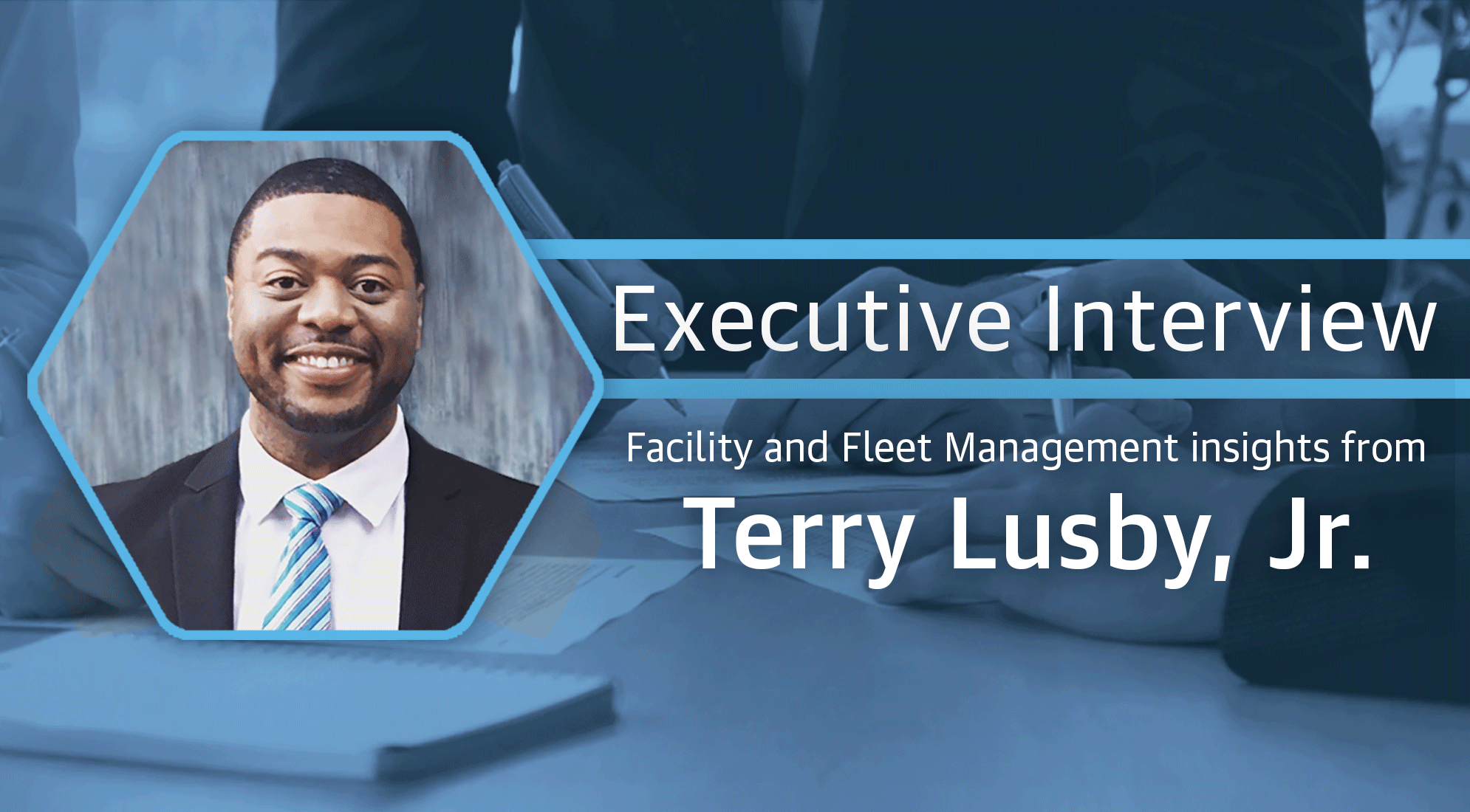 Executive Interview Series: May Edition