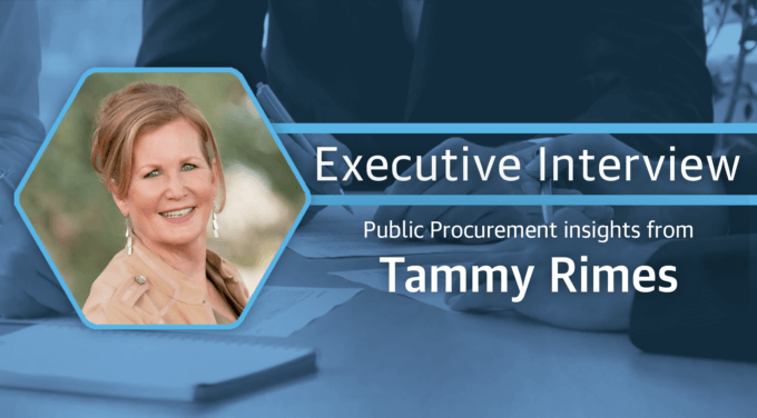 Public Procurement Insights from Tammy Rimes