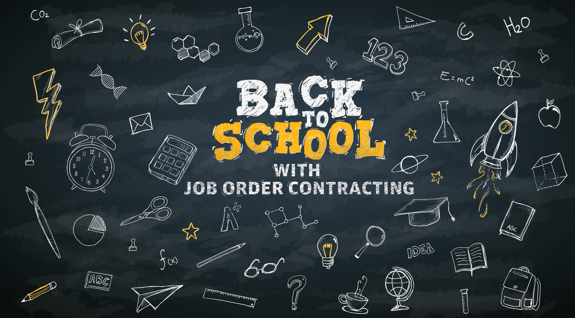 Back to School: Job Order Contracting Facility Improvements