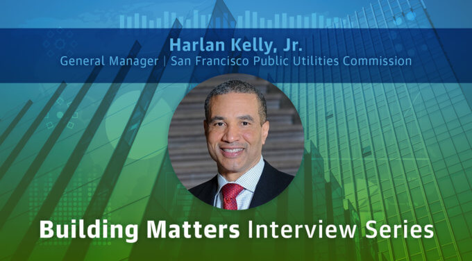 Building Matters Interview Series: Public Utilities Insights from Harlan Kelly, Jr.