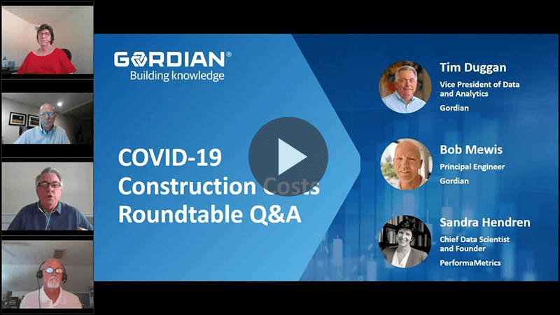 Q&A: COVID-19 Construction Costs Roundtable 1