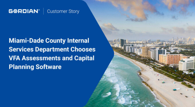 Miami-Dade County Internal Services Department Chooses VFA Assessments and Capital Planning Software