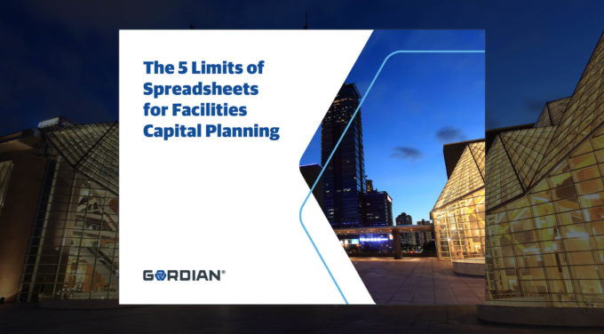 The 5 Limits of Spreadsheets for Facilities Capital Planning